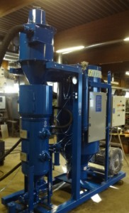 Dust free blasting machine_1